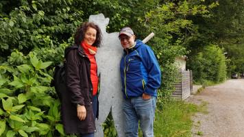 Annette und Karl Luckner.