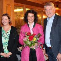 Annette Luckner ist als Bürgermeisterkandidatin der SPD Peiting nominiert worden.