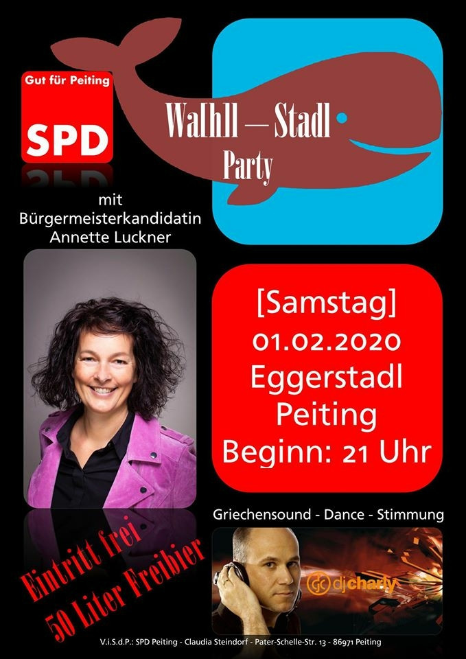 Wahlstadlparty