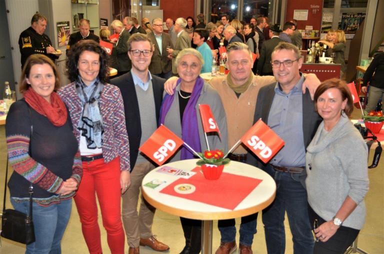 Neujahrsempfang SPD Peißenberg 2019